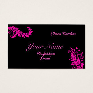 Modern Gorgeous Business Card