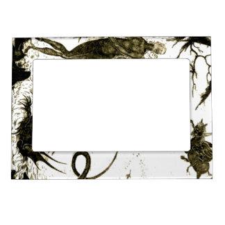 Modern Graphic Art Designer Style Magnetic Frame