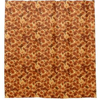 Dark Brown Shower Curtains Zazzle