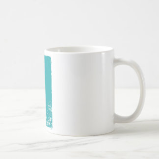 Modern Green Style Coffee Mug