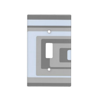 Modern Grey Lightswitch Light Switch Cover
