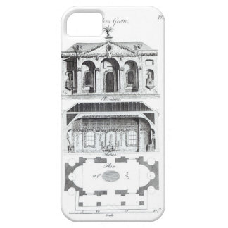 Modern Grotto, from 'Grotesque Architecture or Rur iPhone 5 Covers
