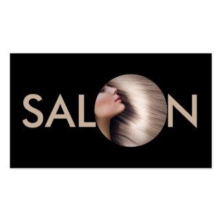 Modern Hair Salon Beaty Business Card