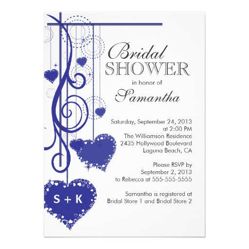 2 000 valentines day wedding invitations valentines day for Modern bridal shower invitations