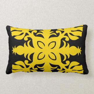 MODERN HAWAIIAN QUILT PILLOW- pineapple Lumbar Pillow