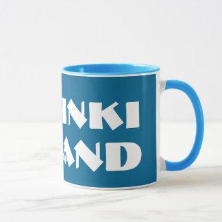 Modern Helsinki Finland Mug