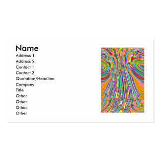 MODERN HIGHWAY TRAFFIC SYSTEM BUSINESS CARD