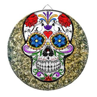 Modern Horror Skull Dart Board