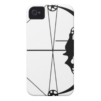 Modern Hunting Bow and Arrow Case-Mate iPhone 4 Case