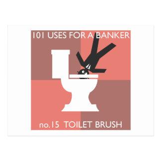 modern hygiene explained postcard