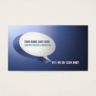 Modern Impact Business Card
