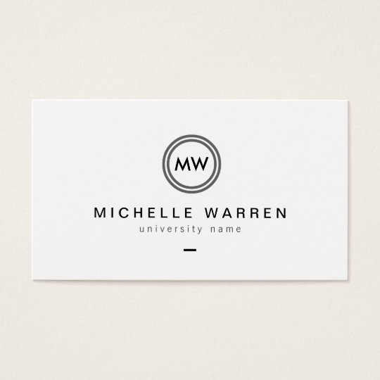 Student Business Cards Templates Zazzle - Student business cards templates