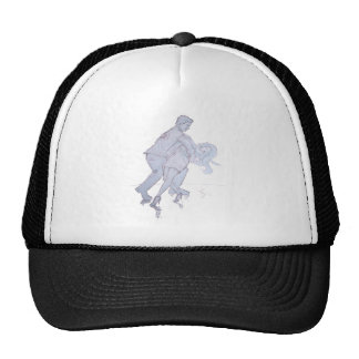 Modern Jive Ceroc Competition Dancers Trucker Hat