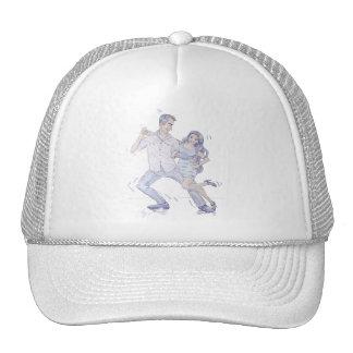 Modern Jive Ceroc Dancers Trucker Hat