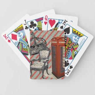 modern jubilee telephone booth london fashion poker deck