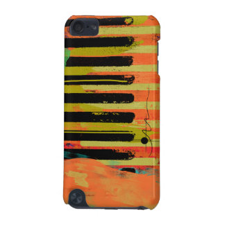 Modern Keyboard Abstract Digital iPod Touch Case