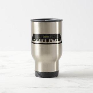 Modern Keyboard Synth: 3D Model: Travel Mug