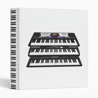 Modern Keyboard / Synthesizers: Custom Binder