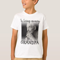 Modern   Kids   Photo Memorial  T-Shirt