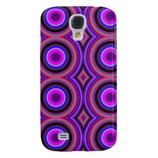 Modern layers style POP art Galaxy S4 Cases