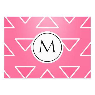 Modern Light Cute Large Business Card