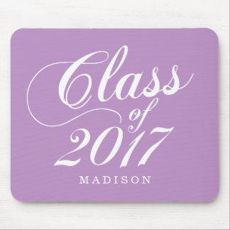 Modern Lilac | Graduation Mouse Pad