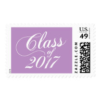Modern Lilac | Graduation Postage