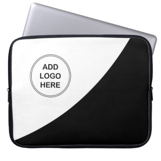 Modern Logo Template Laptop Sleeves