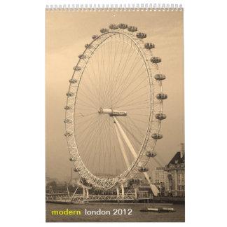 modern LONDON -1- Calendar