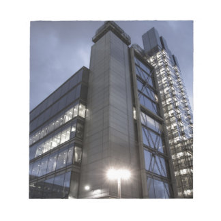 Modern London Skyscraper Notepad