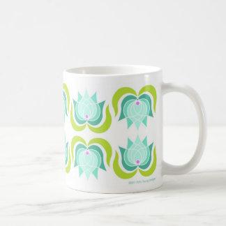 Modern Lotus Mug