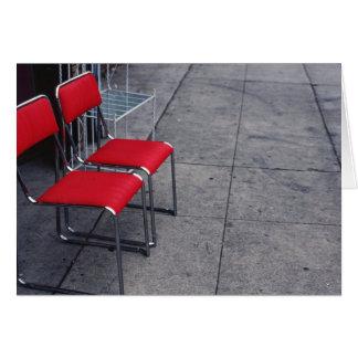 Modern Love Seats Card