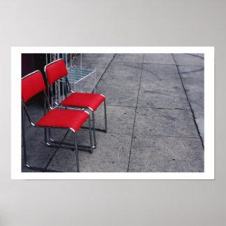 Modern Love Seats Poster