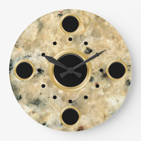 Modern Marble Wall Clocks