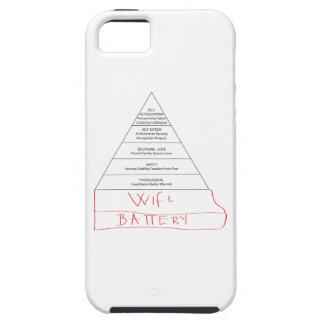 Modern Maslow pyramid iPhone SE/5/5s Case
