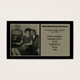 MODERN MATCHMAKING PROFILE CARD