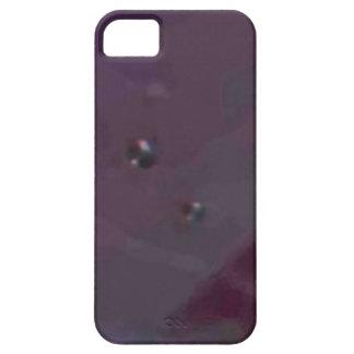 Modern mate violet buble_bub oils marble patt iPhone SE/5/5s case
