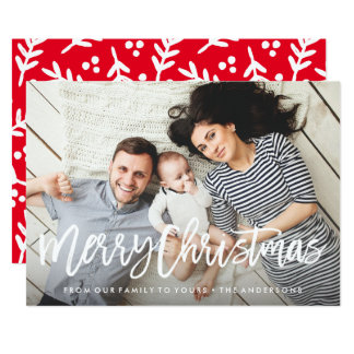 Holiday Cards - Custom Holiday Cards | Zazzle