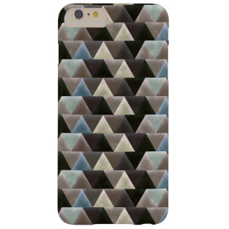 Modern Metro Man Geometric Architecture Barely There iPhone 6 Plus Case