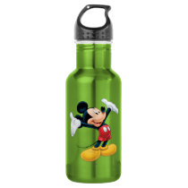 Modern Mickey | Airbrushed Water Bottle