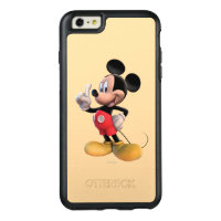 Modern Mickey | Finger Up OtterBox iPhone 6/6s Plus Case