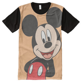 Modern Mickey | Hands behind Back All-Over-Print T-Shirt