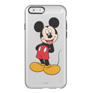 Modern Mickey   Hands behind Back Incipio Feather® Shine iPhone 6 Case