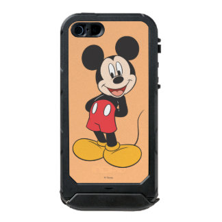 Modern Mickey   Hands behind Back Waterproof Case For iPhone SE/5/5s