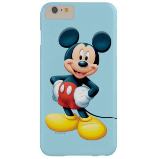 Modern Mickey | Hands on Hips Barely There iPhone 6 Plus Case