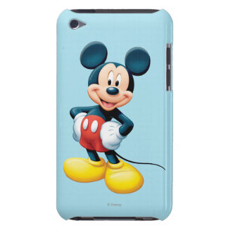 Modern Mickey | Hands on Hips Barely There iPod Cover