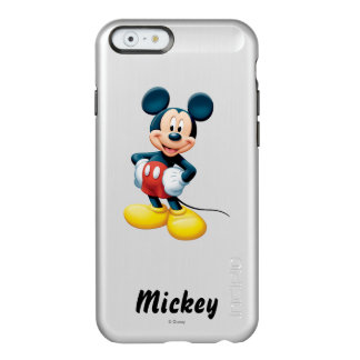Modern Mickey | Hands on Hips Incipio Feather® Shine iPhone 6 Case