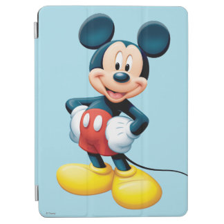 Modern Mickey | Hands on Hips iPad Air Cover