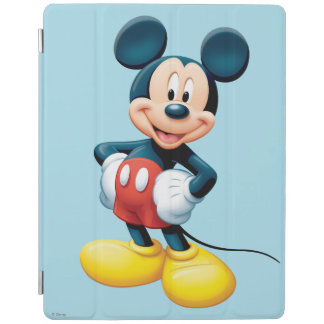 Modern Mickey | Hands on Hips iPad Smart Cover