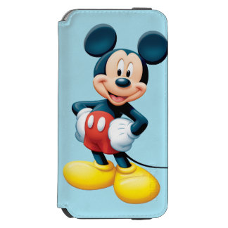 Modern Mickey | Hands on Hips iPhone 6/6s Wallet Case